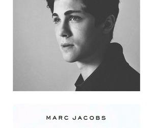 logan lerman, marc jacobs, and boy image
