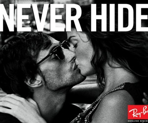 couple, never hide, and black and white image