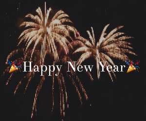happy, happy new year, and new image