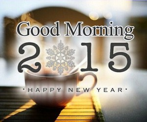 good morning, happy new year, and new year image