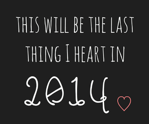 lies, new years, and we heart it image