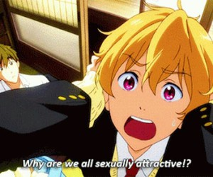 anime, free, and nagisa image