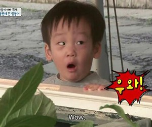 child, seojun, and seoeon image