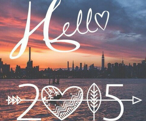 happy new year, 2015, and love you all image