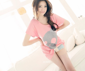asian, harmony luv, and cute image