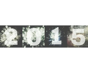 happy new year, welcome, and 2015 image