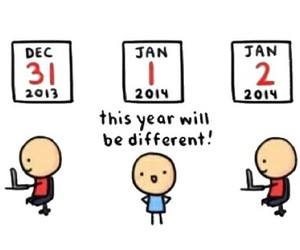 always, new year, and funny image