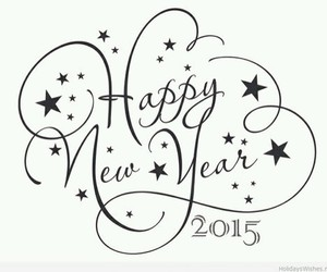 2015, happy new year, and happy image