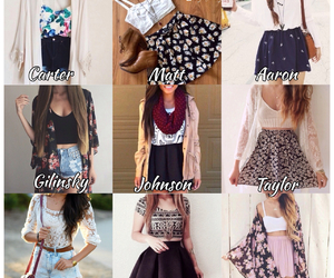 cloths, new years, and outfits image