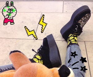 creepers, shoes, and TUK image