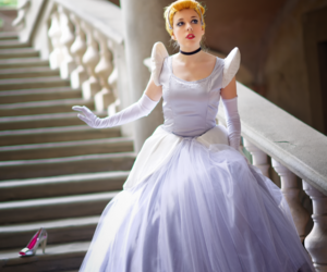 cosplay and disney image