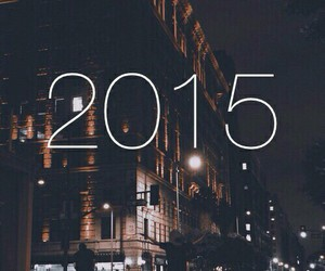 2015, new year, and city image
