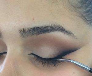 makeup, fashion, and make up image