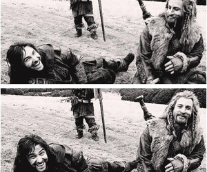brothers, the hobbit, and aidan turner image