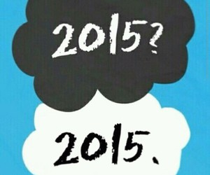 2015, new year, and the fault in our stars image