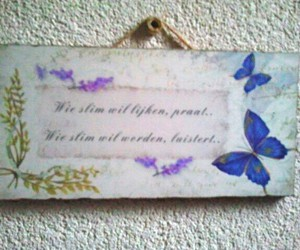 antique, butterflies, and old image
