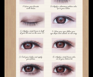 tutorial, gyaru, and japanese image
