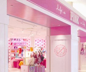 pink and store image