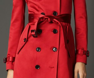 Burberry, long, and red image