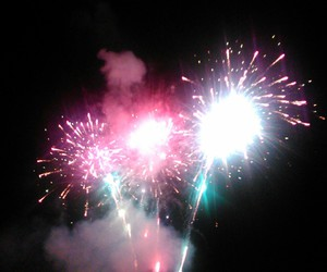 firework, happy new year, and 2015 image