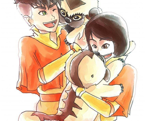 kai, atla, and lok image