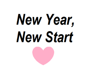 girl, hope, and new year image