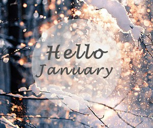 hello, winter, and 2015 image