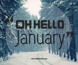 january, 2015, and hello image