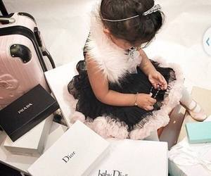 fashion, dior, and baby image