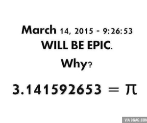 march, epic, and math image