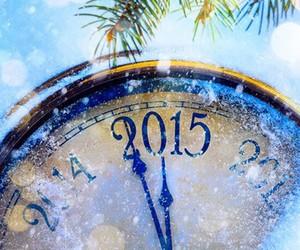 happy new year, 2015, and classyandbeautiful image