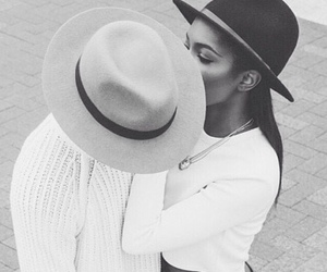 couple and hat image
