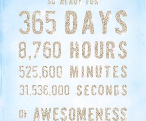 awesomeness, hours, and life image