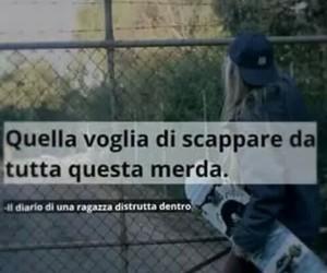 merda, adolescenza, and frasi italiane image