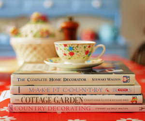 colorful, teacup, and vintage image