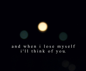 lose, myself, and you image