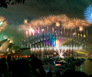 australia, happy new year, and party image