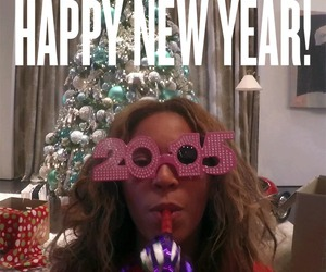 beyoncé, 2015, and happy new year image