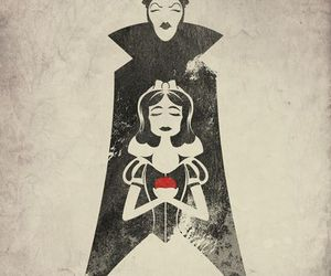 snow white, disney, and art image
