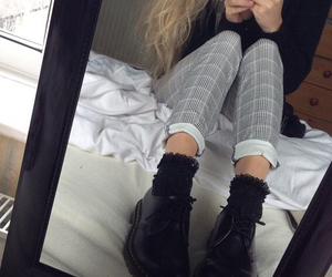 fashion, grunge, and style image