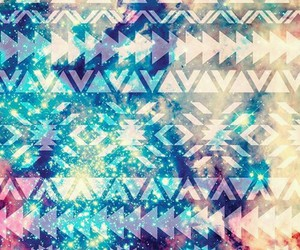 wallpaper, hipster, and galaxy image