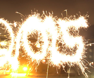 newyear, hny, and 2014 image