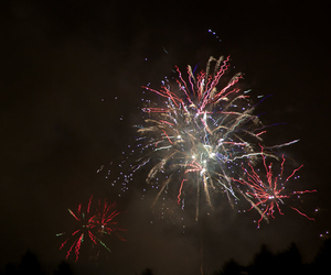 fireworks, newyear, and hny image
