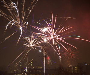 colors, happynewyear, and fireworks image