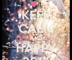 keep calm, we heart it, and 2015 image