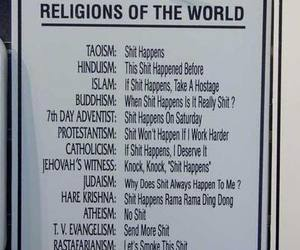 religion and shit image