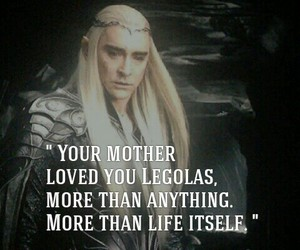 lee pace, Legolas, and thank you image