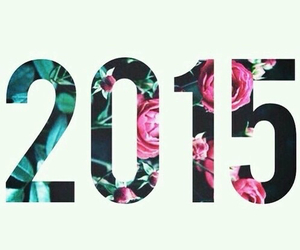 2015, new year, and wallpaper image