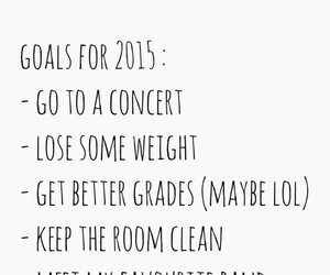 2015, concert, and goals image