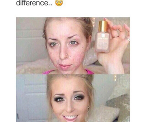 funny and makeup image